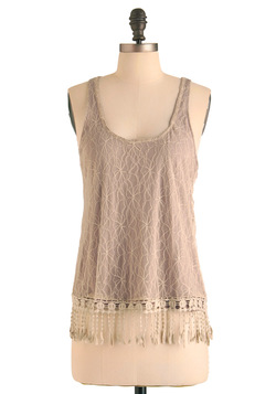 Tassel and Flow Top