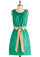 Jade to Order Dress