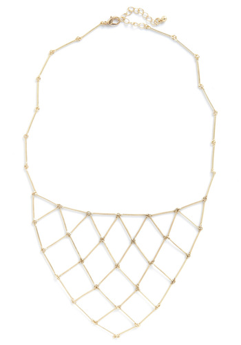If It's Any Constellation Necklace - Gold, Solid