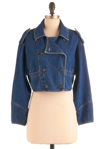 Vintage Mall Ready to Go Jacket