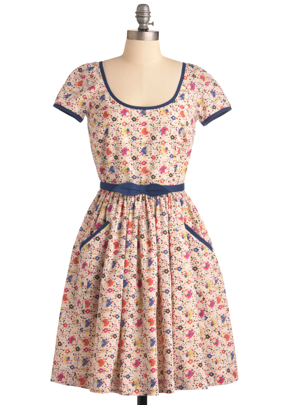 emily and fin country homeward dress mod retro vintage