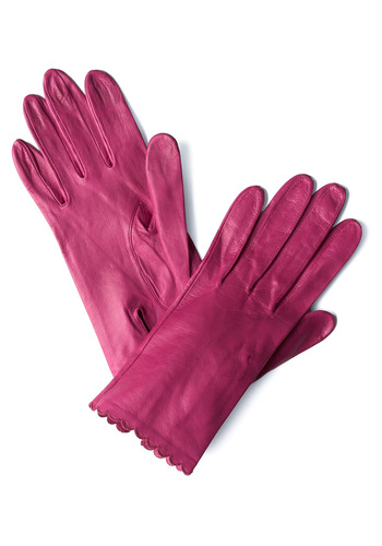 Vintage Feeling Bold Gloves
