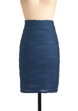 Waves of Style Skirt
