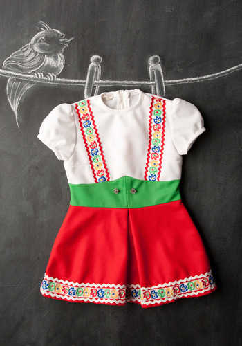 Vintage Children's Astrid Dress