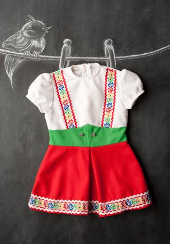 Vintage Children's Astrid Dress