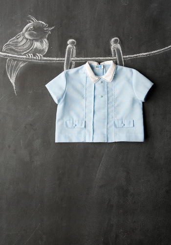 Vintage Children's Bobbi Top