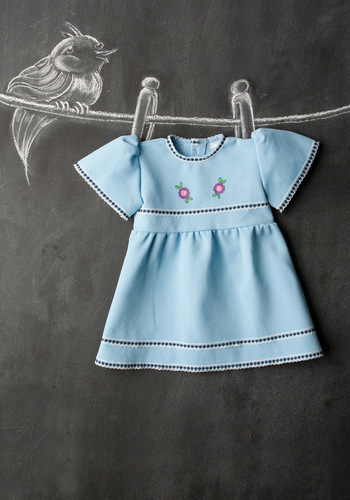 Vintage Children's Judy Dress