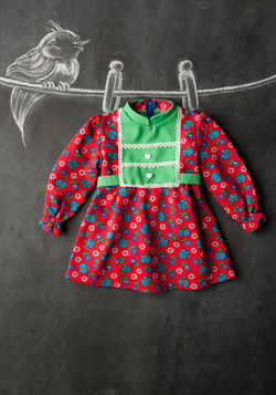 Vintage Children's Mindy Dress