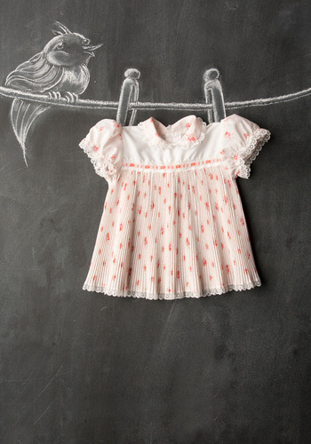Vintage Children's Gracie Dress
