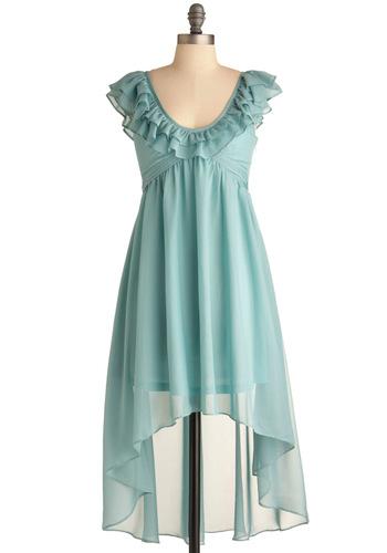 Something Blue Dress