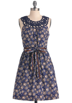 Posy a Question Dress