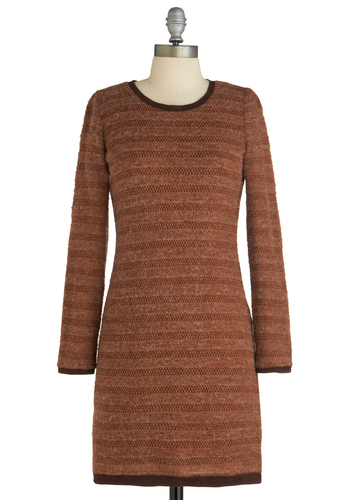 Sample 1660 - Sweater Dress