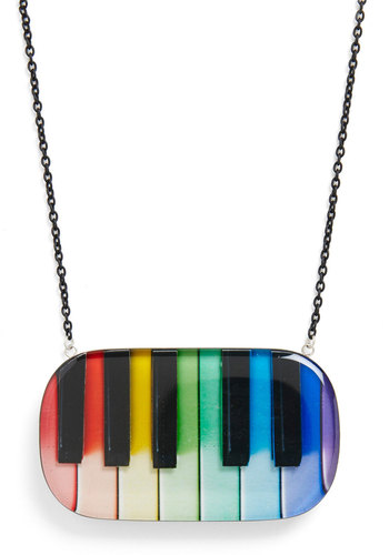 Creative Outlet Necklace in B Flat - Multi