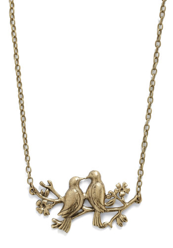 Nest Friends Forever Necklace - Gold, Chain