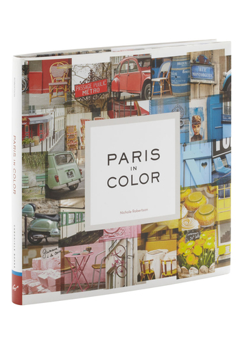 Paris In Color by Chronicle Books - Travel, French / Victorian