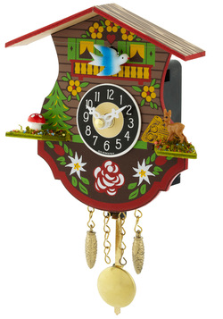 Isn't Life Grandmutter Wall Clock