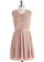 Mauve-in Ready Dress