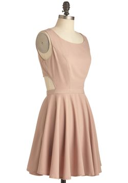 Blushing to Conclusions Dress