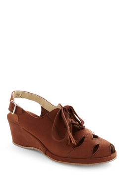 Cocoa a Go-Go Wedge