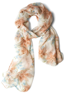 Hazy Days of Summer Scarf