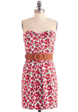 Sidewalk Gardens Dress