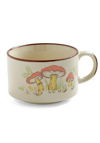 Vintage Soup-er Food Mug