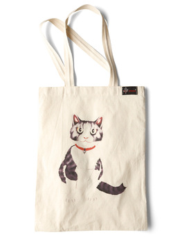 Packed With Personality Bag in Cat