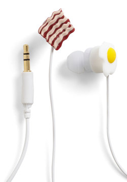 Dance Breakfast Earbuds