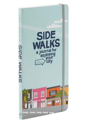 Side Walks by Chronicle Books - Travel