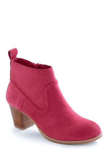 Stay Sassy Boot by Dolce Vita - Pink, Solid, Casual, Spring
