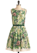 Change of Greenery Dress
