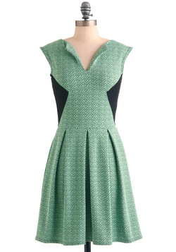 Mint Chocolate Chip In Dress