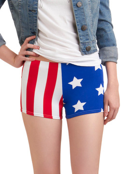 Born to Fun Shorts