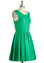 Verdant on the Veranda Dress
