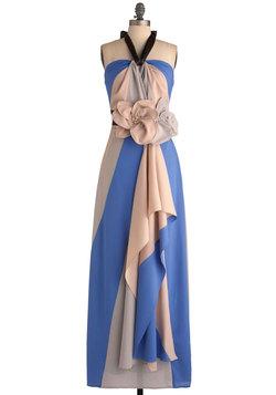 Swirling Soiree Dress