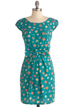 Pretty in Perennials Dress