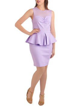 Sweet Little Lilacs Dress