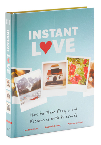 Instant Love by Chronicle Books - Red, Blue
