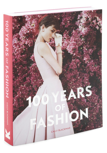 100 Years of Fashion by Chronicle Books - Multi, 20s