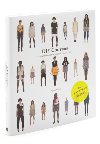 DIY Couture by Chronicle Books - Multi, White