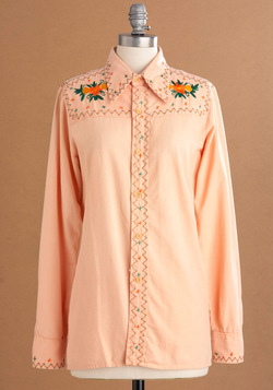 Vintage Georgia Peachy Shirt