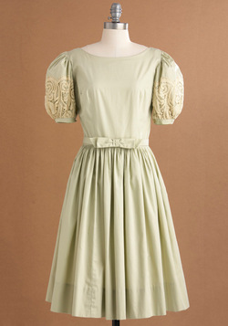 Vintage Prom on the Plains Dress