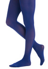 Tights for Every Occasion in Cobalt by Tabbisocks - Blue, Solid, Girls Night Out, Best Seller, Fall, Folk Art