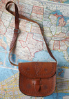 Vintage Ready to Rockies Shoulder Bag