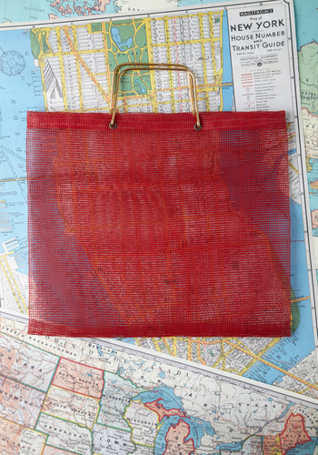Vintage Pier Group Tote