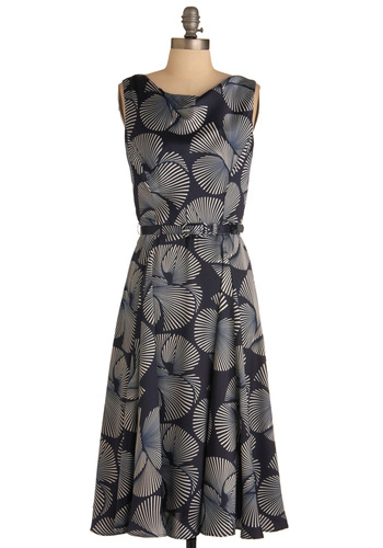 Cockle Shell Swing Dress