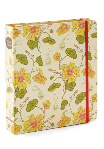 Fresh Made Recipe Book by Chronicle Books - Multi, Floral, Top Rated