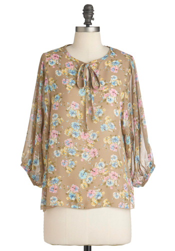 Candy Blossoms Top