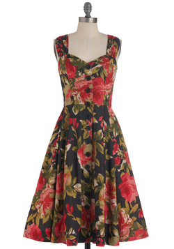 Brunch with Buds Dress in Blossoms