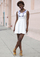 Cast A-line Dress